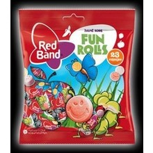 Red Band Mixed Fun Rolls - 6.5 Oz
