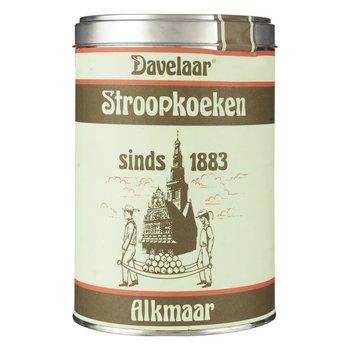 Davelaar Stroopkoeken - 15 oz tin cookies