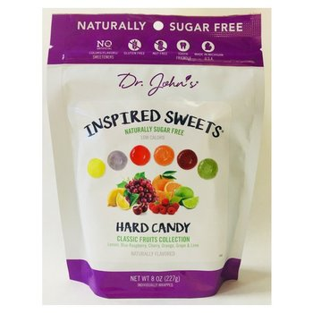 Dr Johns Classic Fruit Hard Candy - 8 oz  bag
