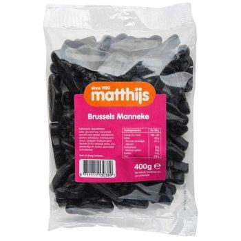 Matthijs Brussels Man Licorice - 14.1 Oz Bag