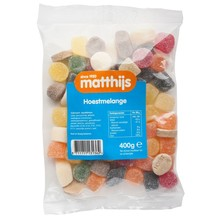 Matthijs Hoestmelange Mixed Candy - 14.1 Oz Bag