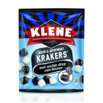 Klene Mint & Licorice Krackers - 7.4 Oz Bag