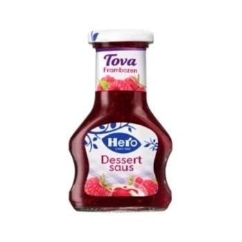 Hero Strawberry dessert sauce 125 ml