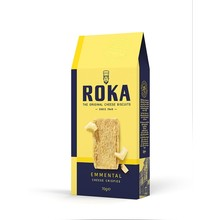 Roka Emmental Cheese Crispies - 2.4 Oz