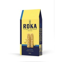 Roka Gouda Cheese Crispies 2.8 Oz Box