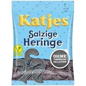 Katjes Licorice Herring - 7 Oz bag