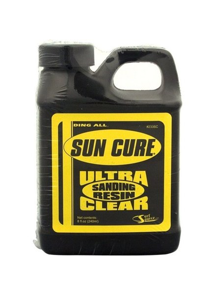 DING ALL SUN CURE 1/2 PINT RESIN