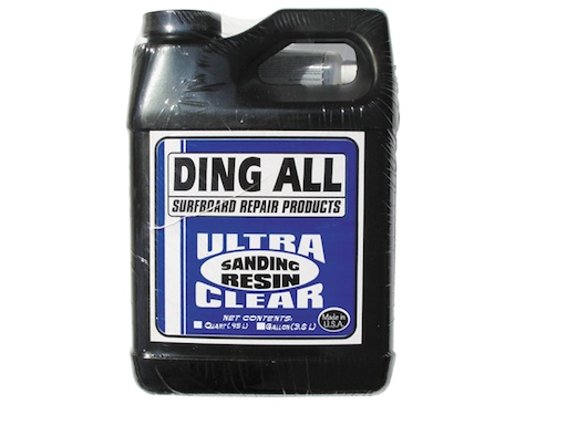 DING ALL DING ALL QUART SANDING RESIN