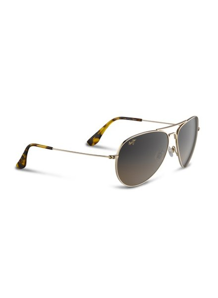 MAUI JIM MAUI JIM MAVERICKS  GOLD
