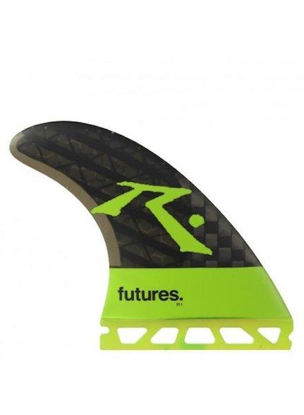 FUTURES FUTURES V2F8 BLACKSTIX 3.0 THRUSTER VIOLET