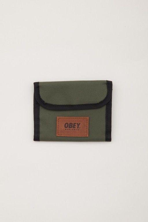 OBEY OBEY EVERETT WALLET