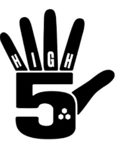 CHANNEL ISLANDS HIGH FIVE