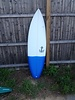 UNSOUND SURF 5'9 UNSOUND SURFBOARD FRED STUBBLE TYPE