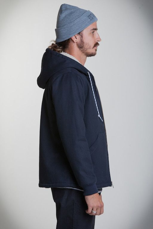 DARK SEAS DARK SEAS BUNKER JACKET