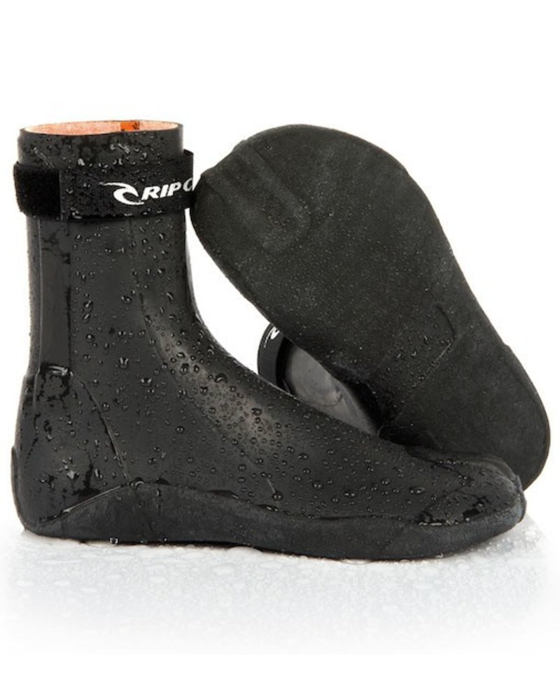 XCEL RIP CURL RUBBER SOUL PLUS 5MM SPLIT TOE BOOT