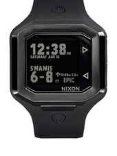 NIXON NIXON ULTRATIDE ALL BLK
