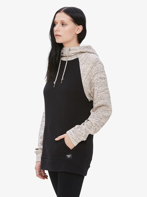 OBEY OBEY JACKSON COLORBLOCK PULLOVER