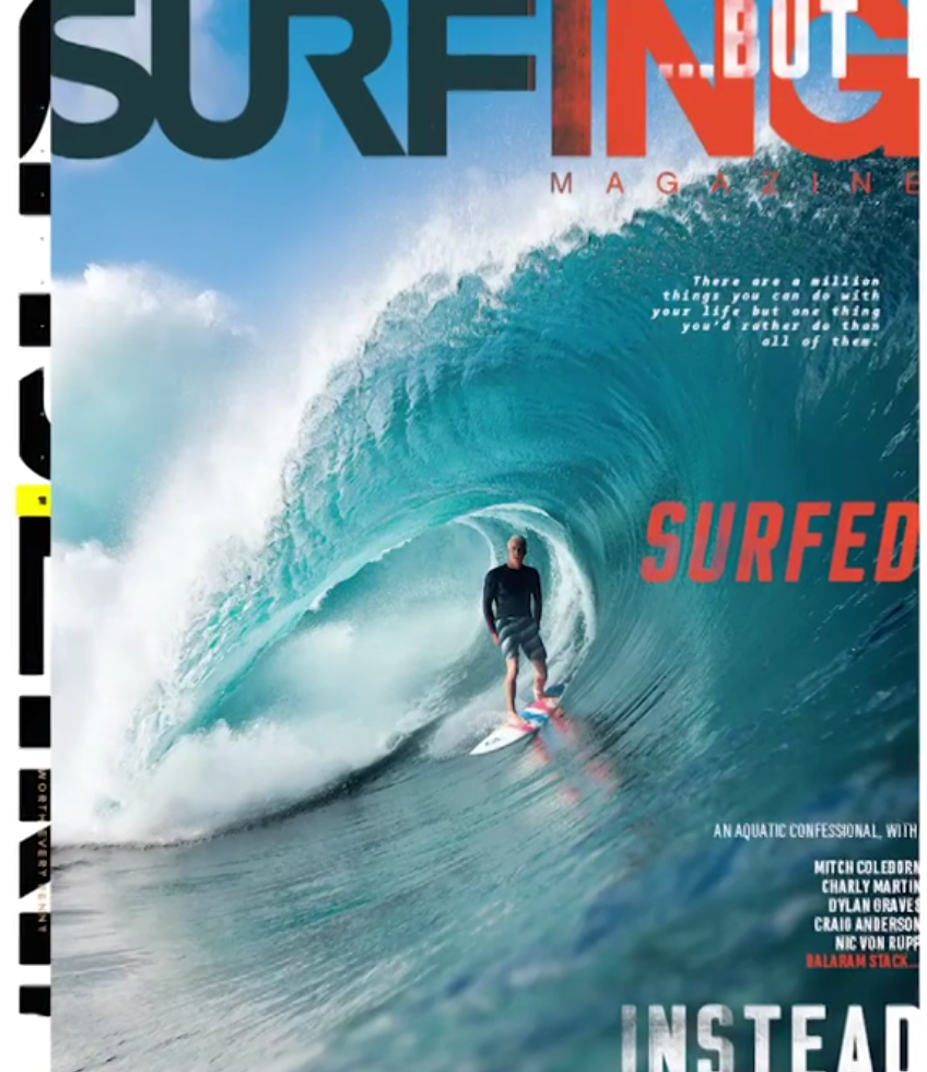 BALARAM STACK SURFING COVER