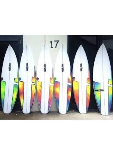 JS SURFBOARDS JS 5'10 AIR 17