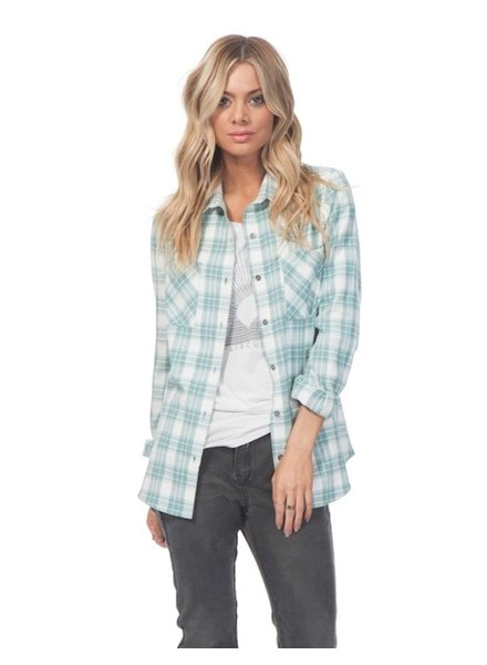 RIP CURL RIP CURL NIGHTWATCH FLANNEL SHIRT
