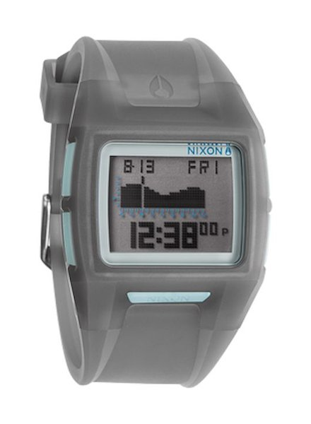 NIXON NIXON LOWDOWN II CHARCOAL