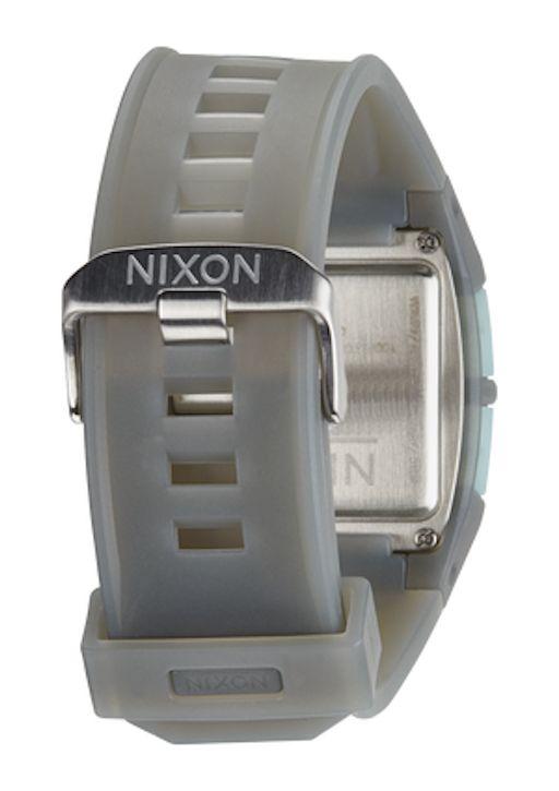 NIXON NIXON LOWDOWN II CHARCOAL