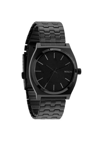 NIXON NIXON TIME TELLER ALL BLK