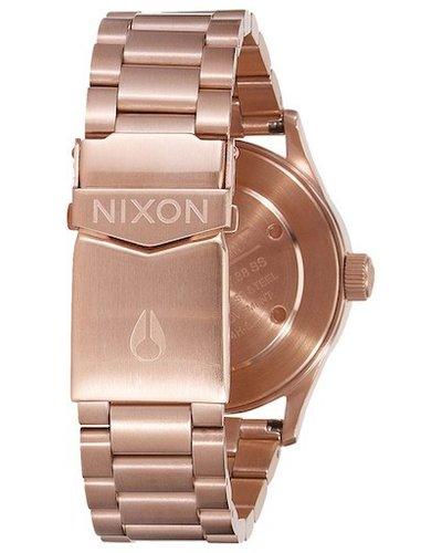 NIXON NIXON SENTRY 38 SS ALL ROSE GOLD