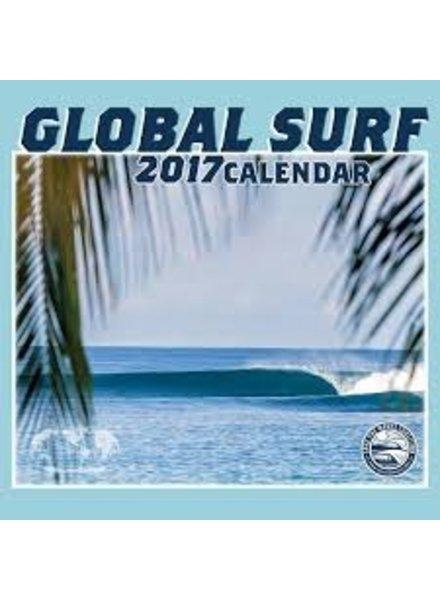 2017 GLOBAL SURF CALENDAR