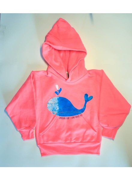UNSOUND SURF UNSOUND SURF GIRLS SPOUT IT OUT HOODY