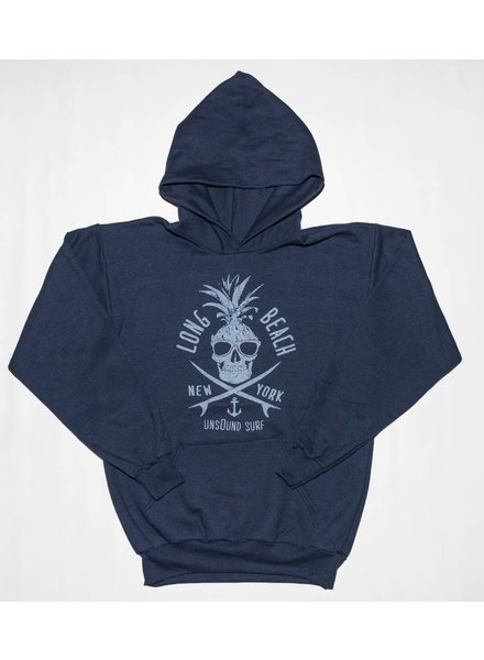 UNSOUND SURF UNSOUND SURF YOUTH SWEET DUDE PULLOVER HOODY