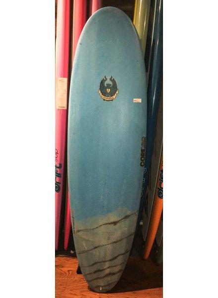 CANNIBAL 6'8 CANNIBAL SURFBOARD