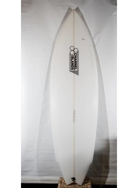 CHANNEL ISLANDS 5'9 CHANNEL ISLANDS TWIN FIN