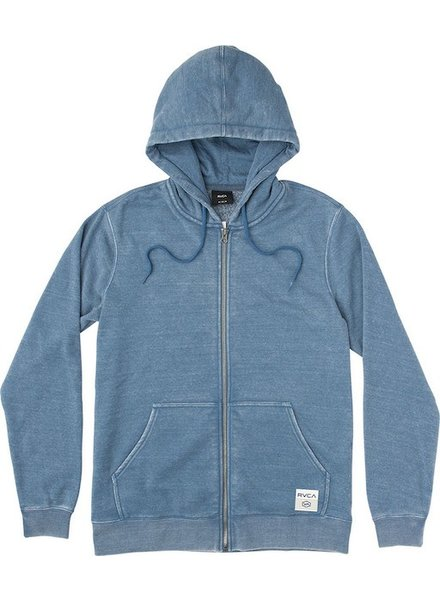 RVCA RVCA LABEL SUN WASH HOODY
