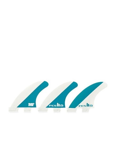 FCS FCS II MF PC MEDIUM TRI FINS