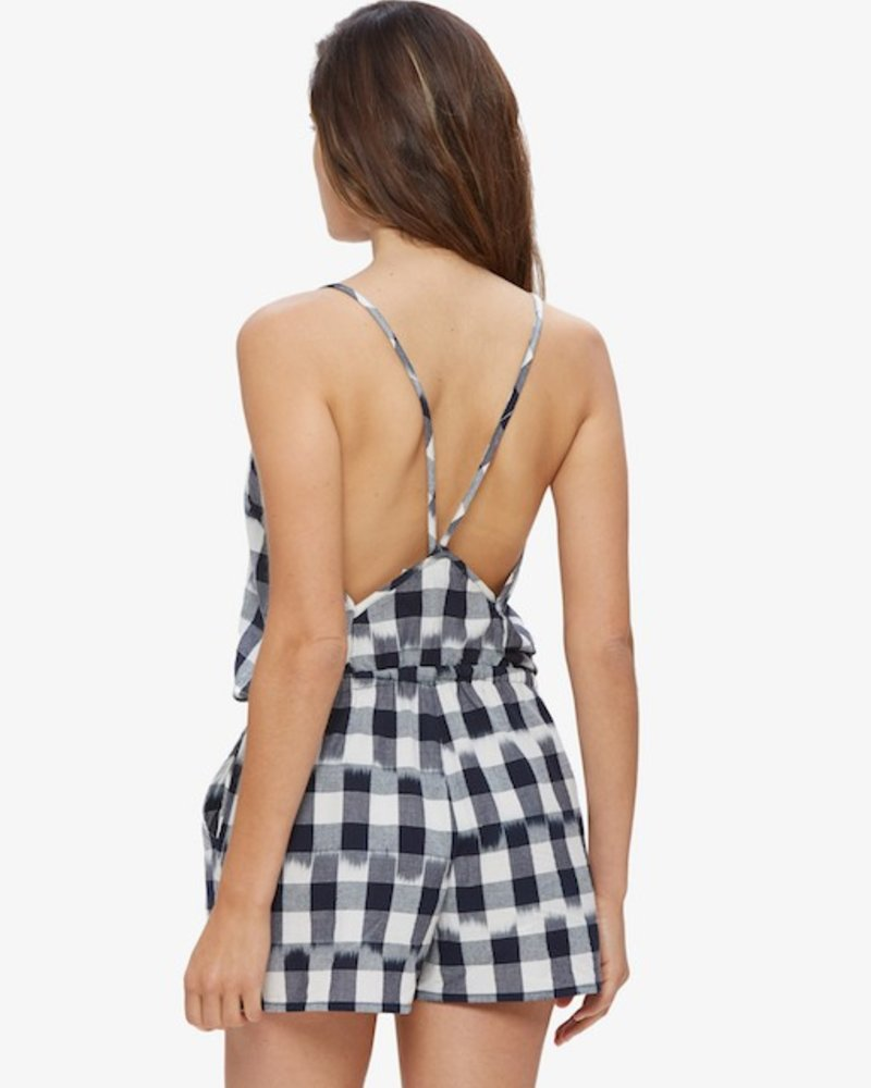OBEY OBEY HOPPER PLAYSUIT