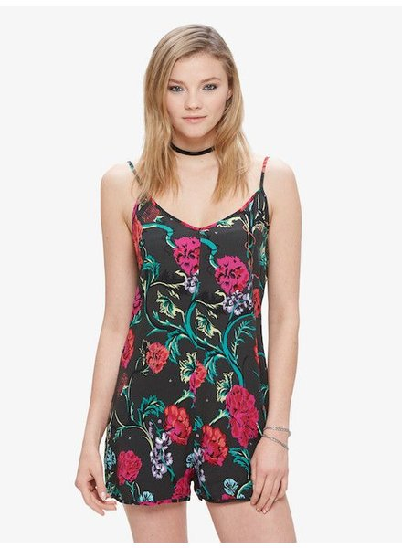 OBEY OBEY JINX PLAYSUIT