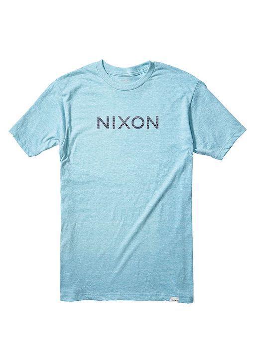 NIXON NIXON GRAIN SS TEE