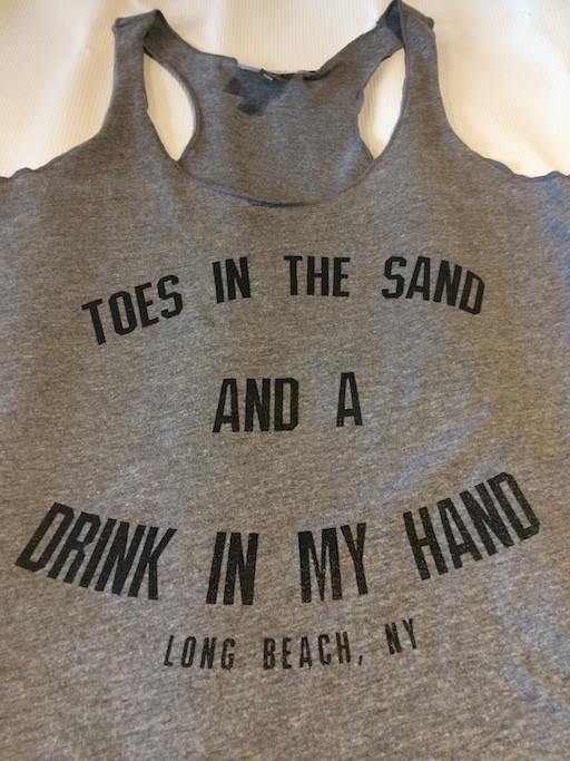 UNSOUND SURF UNSOUND SURF TOES IN SAND RACERBACK TANK