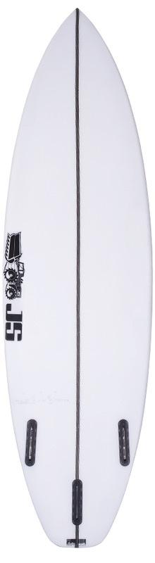 JS SURFBOARDS JS MONSTA 6  FUTURES   ( 29.2 L )