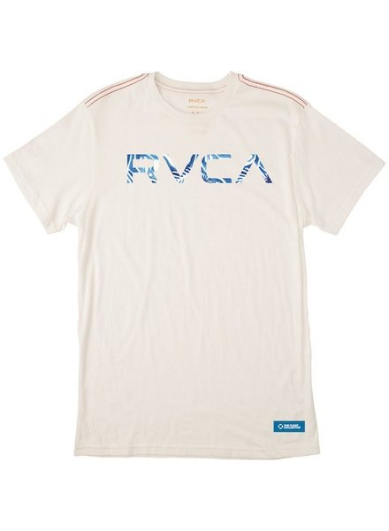 RVCA RVCA FLOAT BIG RVCA SS TEE