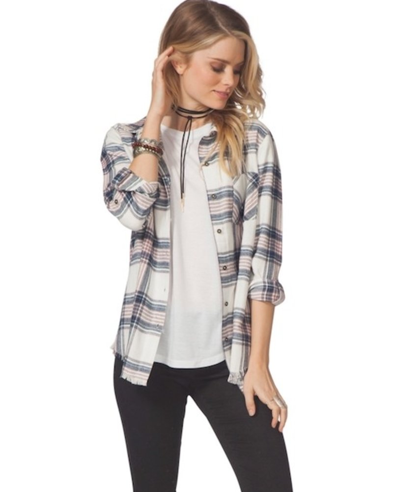 RIP CURL RIP CURL OPEN SKIES FLANNEL
