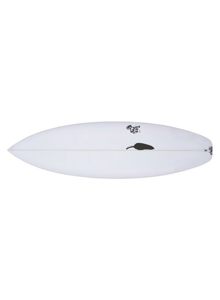 CHILLI SURFBOARDS CHILLI 5'11 CHURRO FUTURES 5FIN