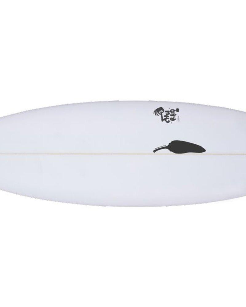 CHILLI SURFBOARDS CHILLI 5'11 CHURRO FUTURES 5FIN