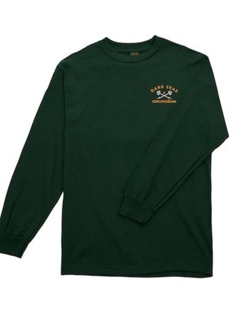 DARK SEAS DARK SEAS X GRUNDENS EXPEDITION LS TEE