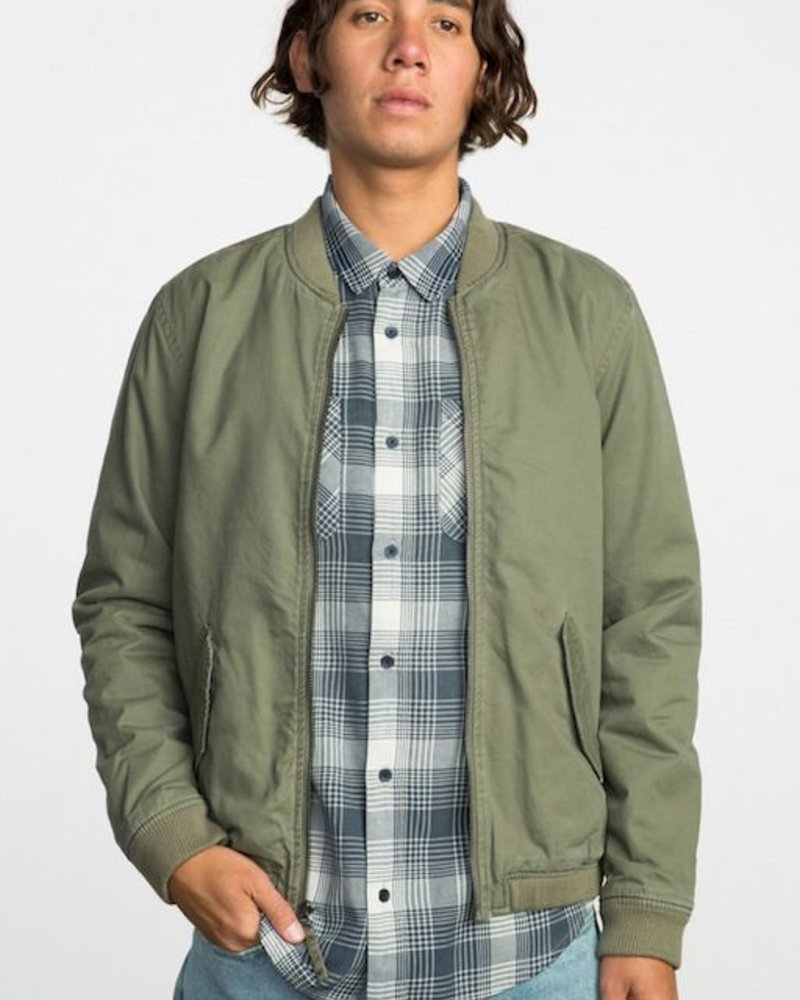 RVCA RVCA ALL CITY BOMBER
