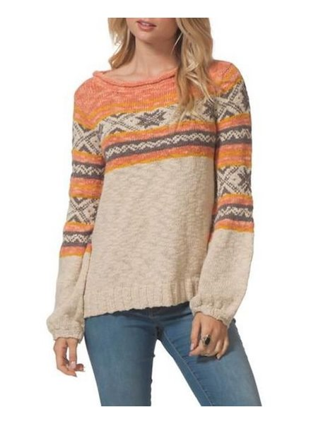 RIP CURL RIP CURL SNOWED IN SWEATER