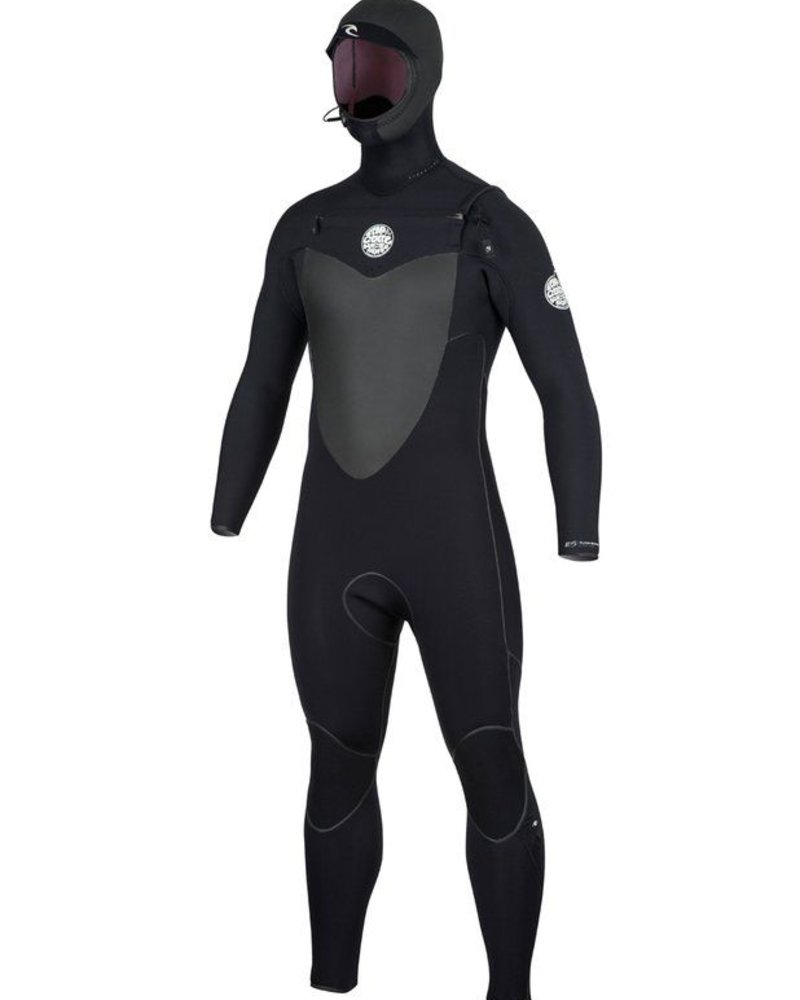 RIP CURL RIP CURL FLASHBOMB 5/4 HOODED WETSUIT