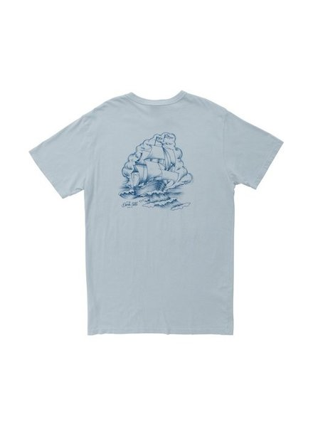 DARK SEAS DARK SEAS WIND SWEEPER OLD TIME TEE