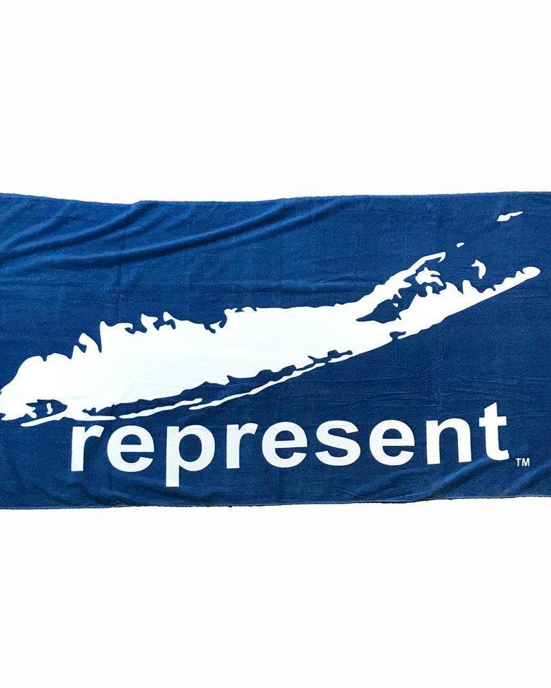 REP BRANDS REPRESENT TOWEL